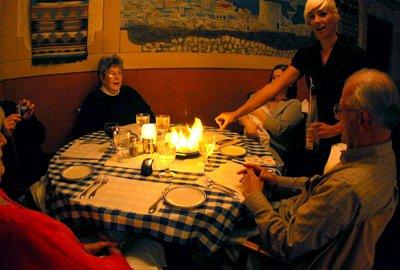 Symposium Restaurant Pizza Davis Ca